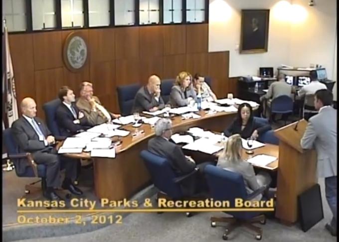 parks board